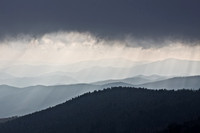 Storm Clouds over Clingmans Dome